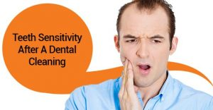 Dealing With Sore Teeth After a Cleaning
