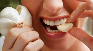 Using Garlic for a Tooth Infection in Jenkintown
